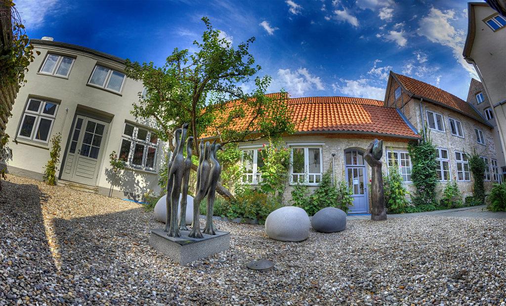 Grass-Haus